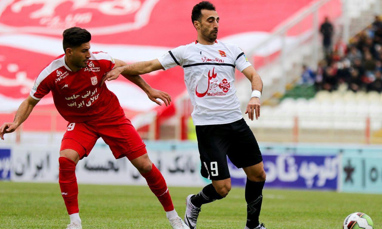 تراکتور کهکشانی؛ صدرنشین جدید لیگ برتر فوتبال شد