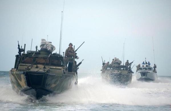 تجاوز سه قایق جنگی اسرائیل به آبهای لبنان