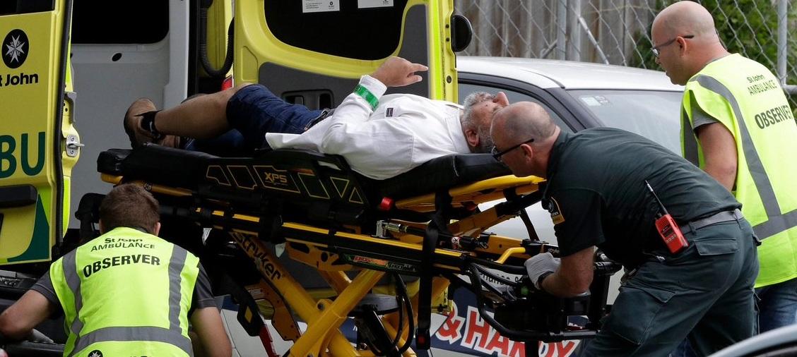 چندین کشته و مجروح در حمله وحشیانه به دو مسجد در نیوزیلند+ عکس