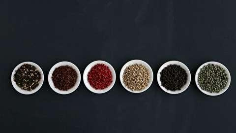 اطلاعات پایه درباره دانههای فلفل