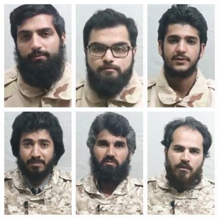 تماس تلفنی مرزبانان ربوده شده با خانوادههایشان