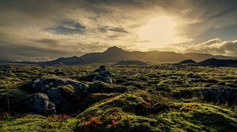 شکوه ایسلند از نمای نزدیک