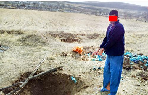 بازداشت یکی از معاونان محیط زیست استان قم با گنجیاب!