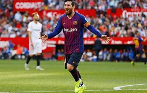 خلاصه بازی بارسلونا - سویا