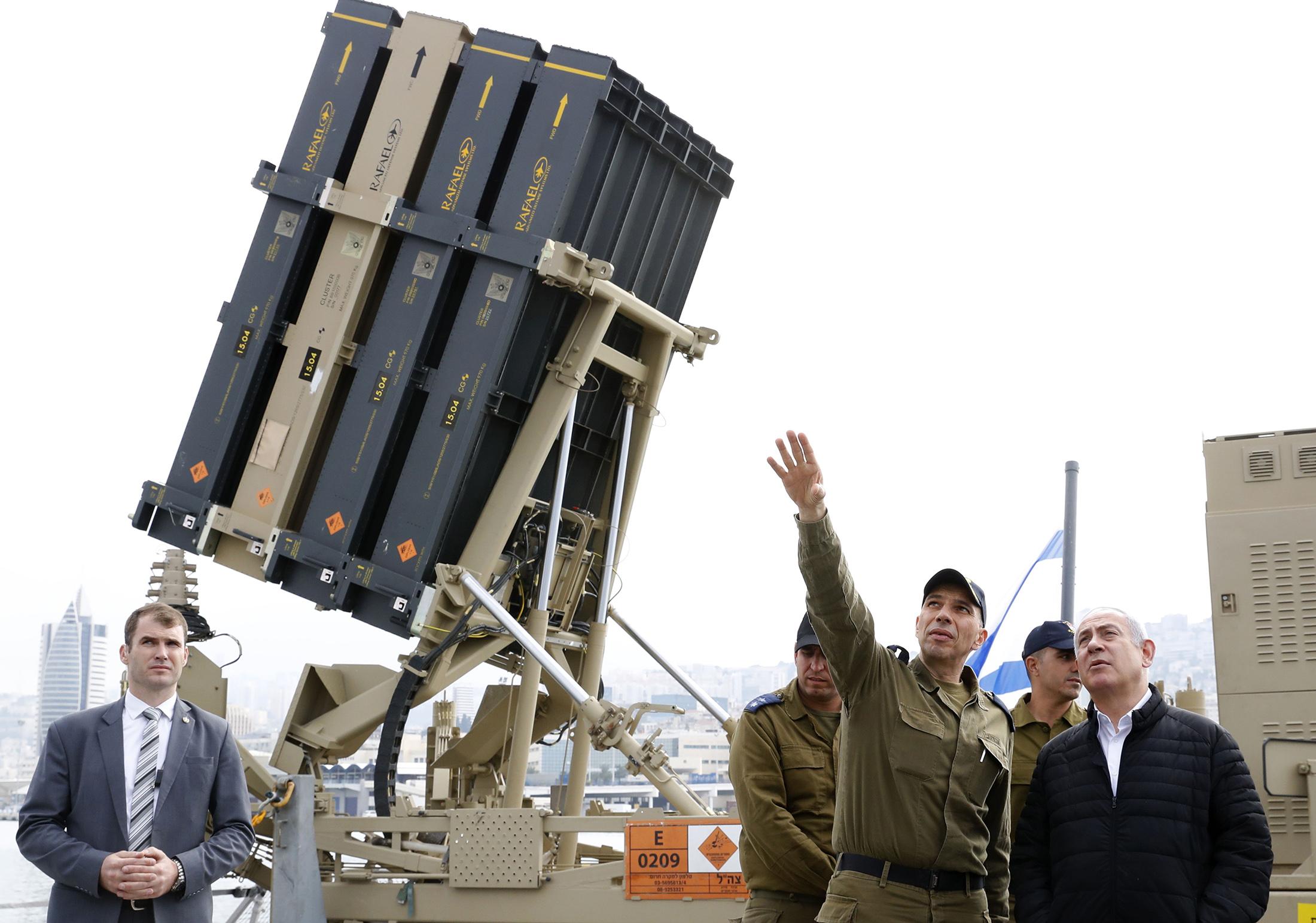 ایران تا آستانه هک سیستم های دفاع موشکی اسرائیل پیش رفت
