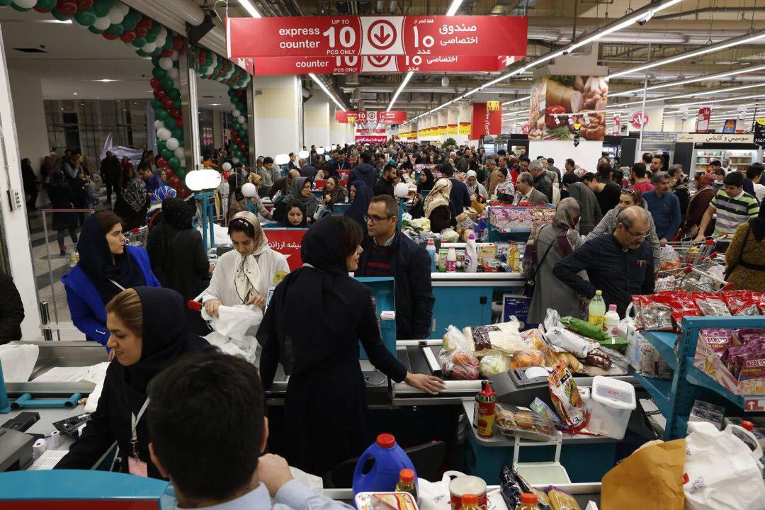 افتتاح بزرگترین شعبه هایپراستار در مجتمع ایرانمال