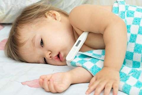 کمکهای اولیه برای تشنج ناشی از تب در نوزادان