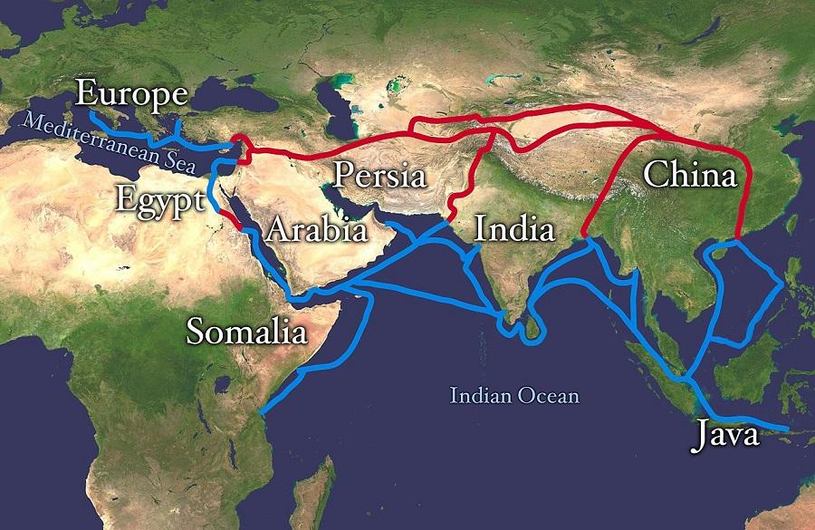 اروپا در مخالفت با راه ابریشم چین قد علم کرد