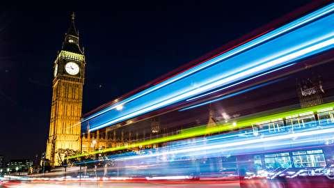 سیتی لندن از نمای نزدیک