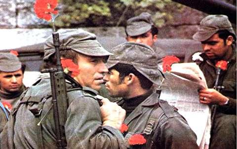 انقلاب میخک پرتغال