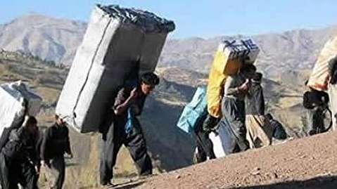 رنجهای کولهبران کردستان