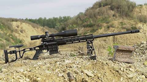 سلاح ویژه تکتیراندازهای محافظ پوتین