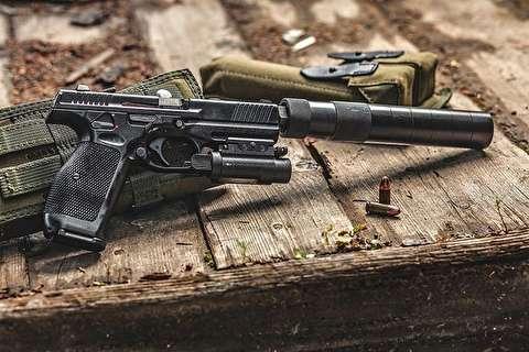 پیال-15  تپانچه جدید نیروهای مسلح روسی