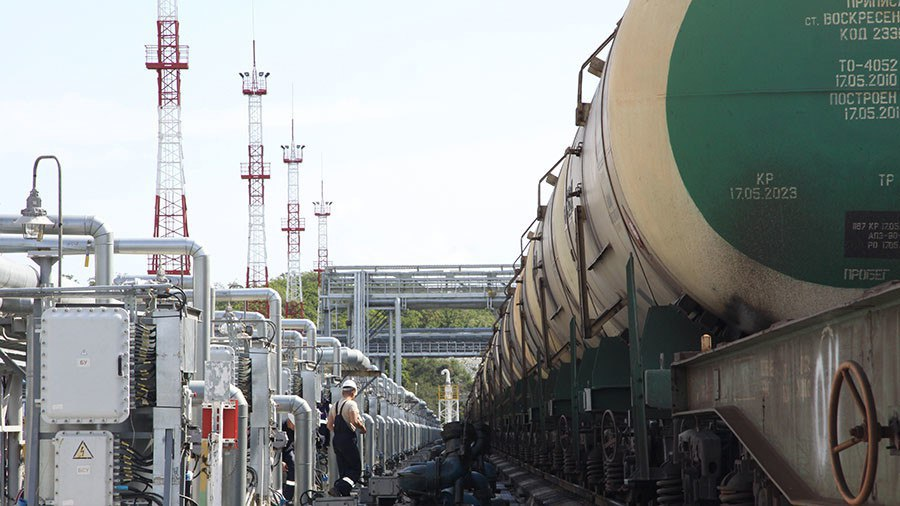 کاهش شدید صادرات نفت روسیه به اروپا با احتمال اعمال تحریم
