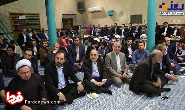 جزییات شب نشینی ضرغامی با احمدینژاد/رئیس جمهور مخصوصا اگر آخوند باشد نباید حرفش تناقض داشته باشد/جلسه سران قوا
