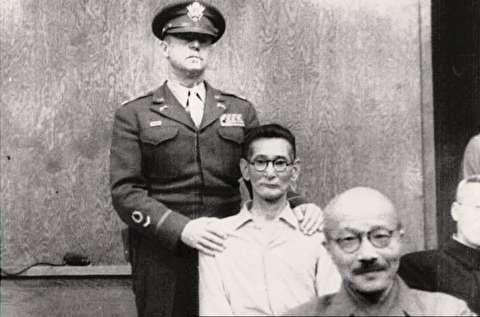 شوخی در دادگاه جرایم جنگی ژاپن