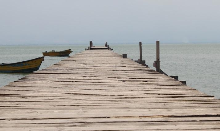موافقت محیطزیست با صدور مجوز برای نابودی تنها جزیره دریای خزر!