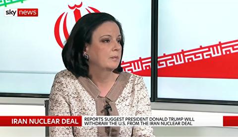 تاثیر روابط روسیه، چین و ایران بر روی پیامد خروج آمریکا از برجام
