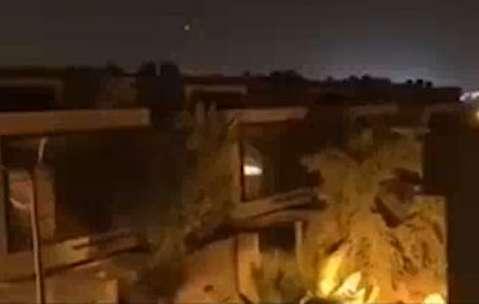 تیراندازی در اطراف کاخ پادشاهی عربستان