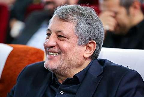 شوخی سیاسی محسن هاشمی درباره شهرداری