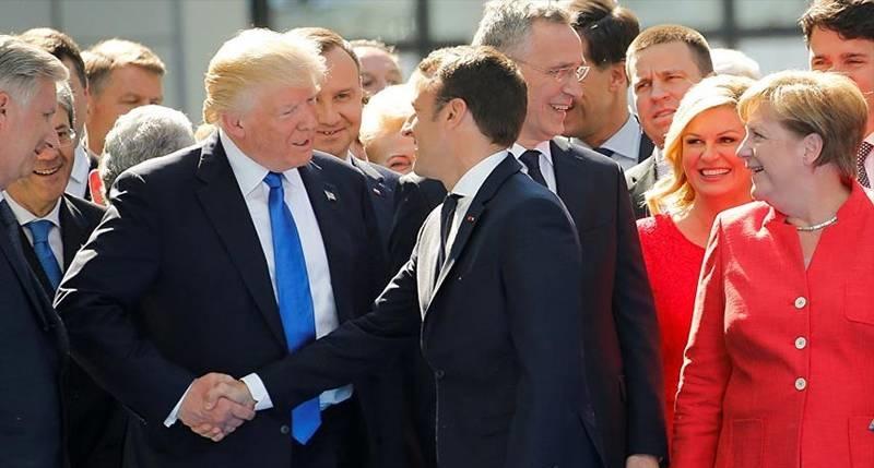 مکرون می تواند در دیدار با ترامپ برجام را از نابودی نجات دهد؟