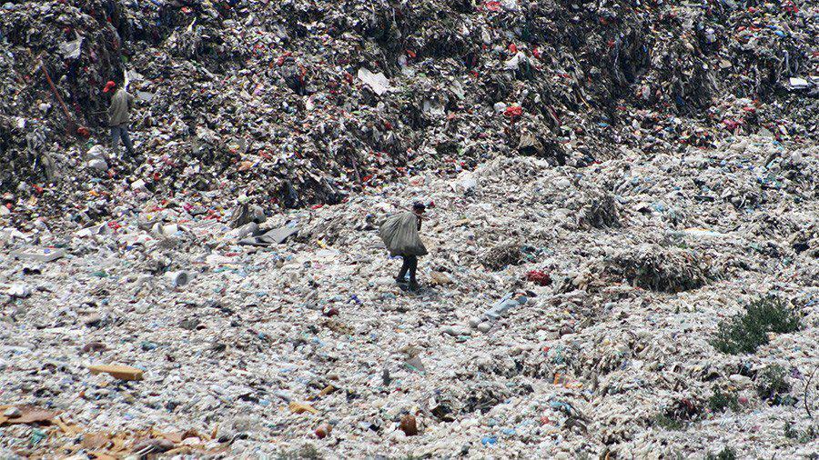 تحریم واردات آشغال توسط چین!