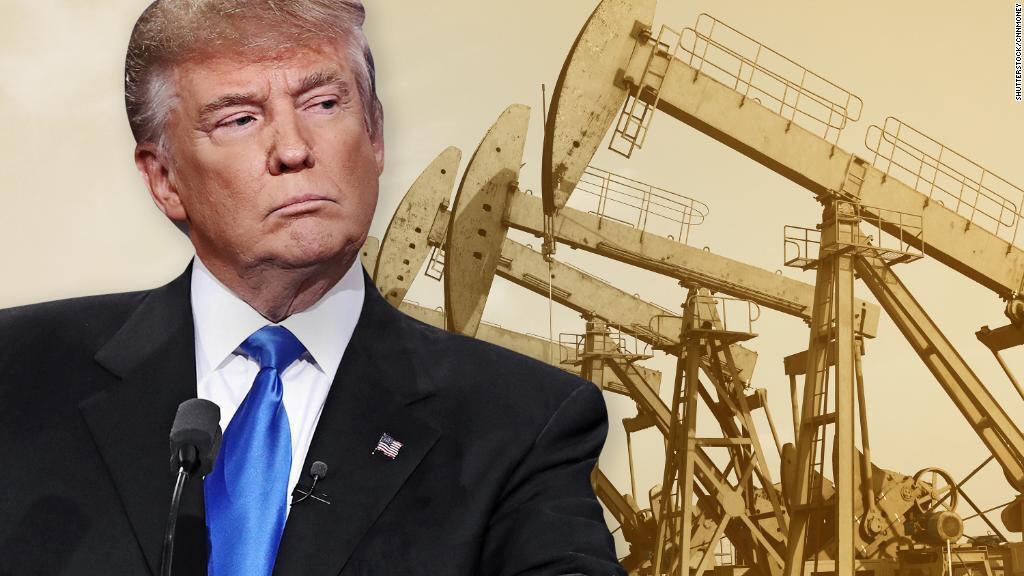 دعوای ترامپ و اوپک بر سر قیمت نفت