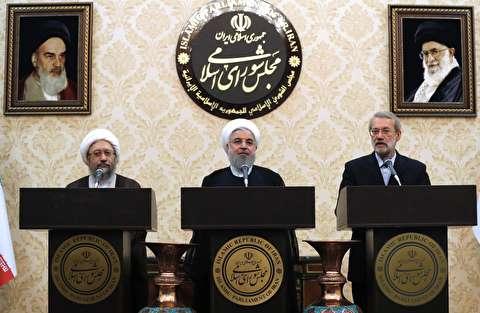 روحانی: دولت ارز را در اختیار مردم قرار میدهد