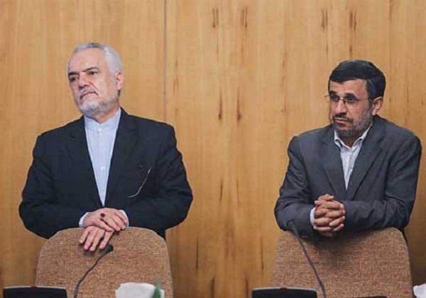 نامه رحیمی به احمدینژاد: مرا سکه یک پول کردید