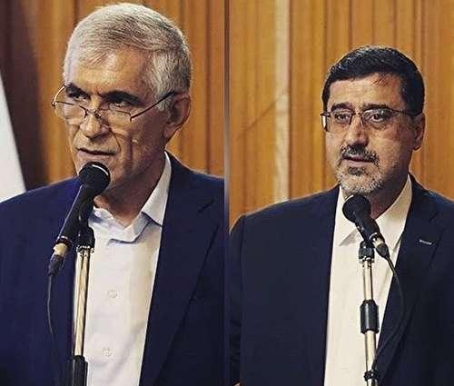 «افشانی» شهردار تهران شد