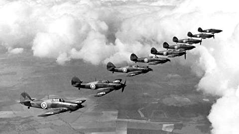نبرد هوایی آلمان و آمریکا در جنگ جهانی دوم