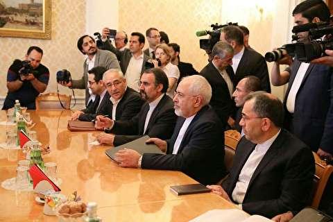 جمع بندی ظریف از مذاکرات مسکو و جزئیات مذاکرات بروکسل