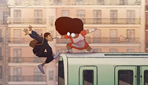 انیمیشن کوتاه صبحانه در پاریس