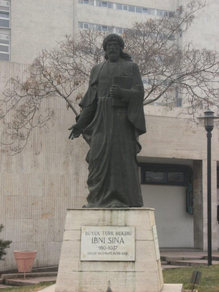معرفی حیکم، شاعر و فیلسوف بزرگ یرانی به نام ترکیه در آنکارا