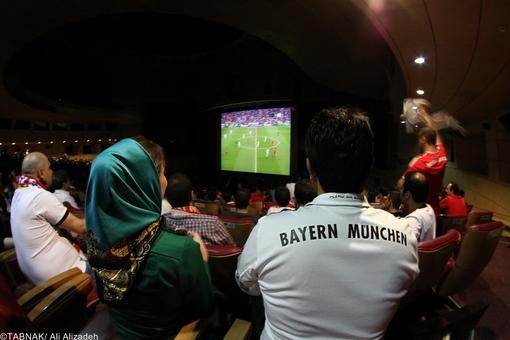 موافقت پلیس با پخش زنده جام جهانی در سینماهای تهران