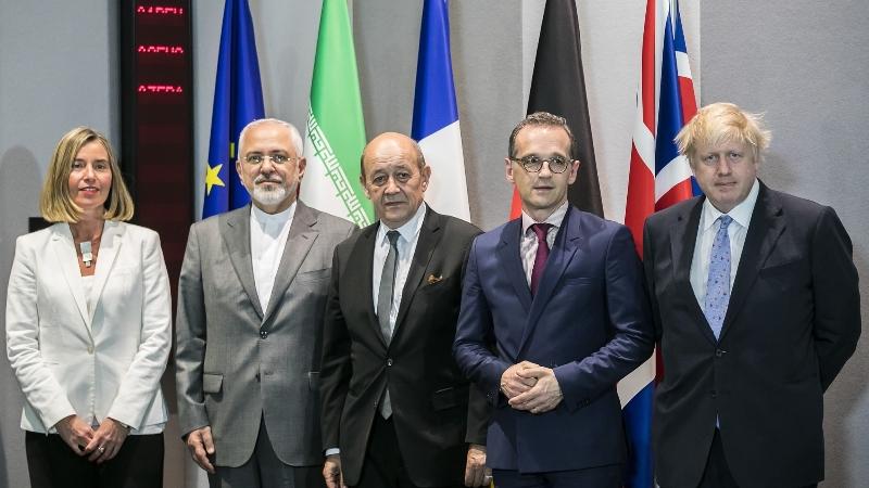 اروپا وعده داد برجام را حفظ کند