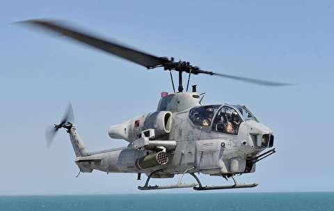 هلیکوپتر ایاچ-1 جی سی کبرا