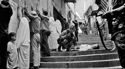 شورشهای پیش از رفراندوم در الجزایر