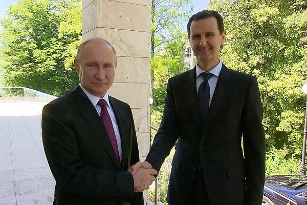 چند هشدار به ایران بعد از دیدار اخیر پوتین و بشار اسد