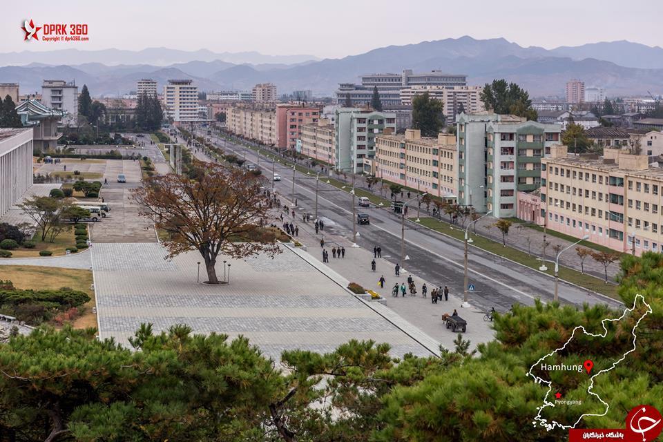 عکس هایی از کشور کره ی شمالی