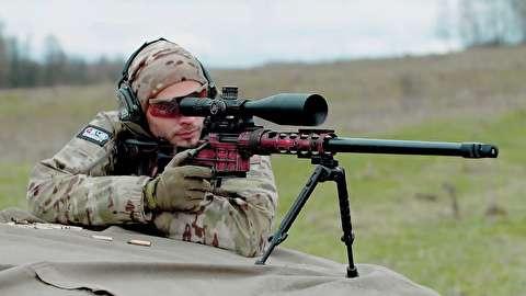 تست تفنگ تکتیرانداز ددپول
