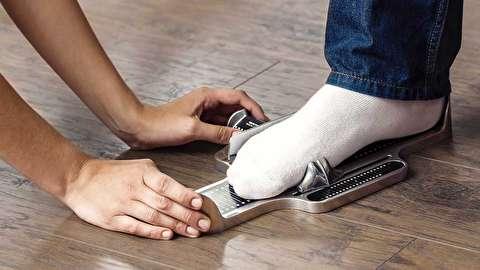 سایز پای دقیق شما چیست؟