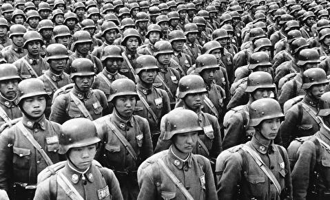 نبرد کمونیستها و ملیگرایان در چین