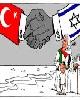 سه دلیل برای باور نکردن سر و صدای ضداسرائیلی اردوغان
