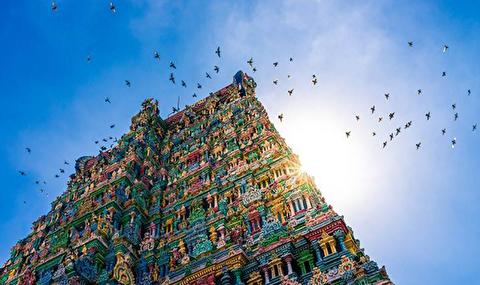 هند جنوبی از نمای نزدیک