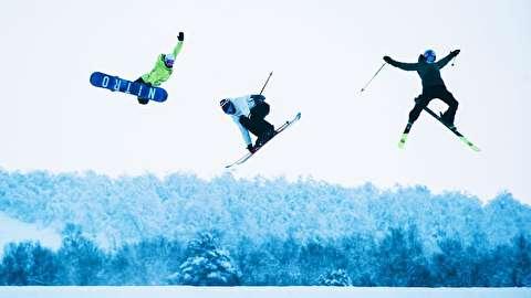 اسکی و اسنوبرد نمایشی در نروژ