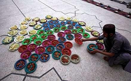 ماه مبارک رمضان در نقاط مختلف جهان