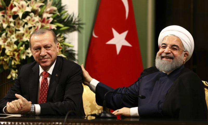 ایران، ترکیه و خطوط جدید تعارض در خاورمیانه