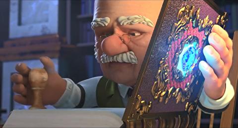 انیمیشن کوتاه مهر شده