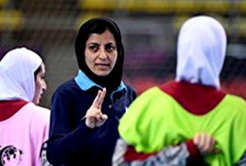 چگونه این زن فوتسال ایران را قهرمان آسیا کرد؟